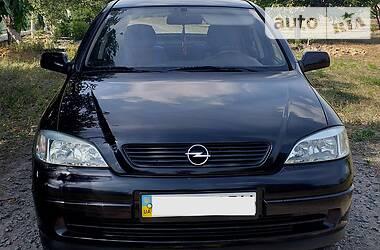 Opel Astra G 2003 в Кривом Озере