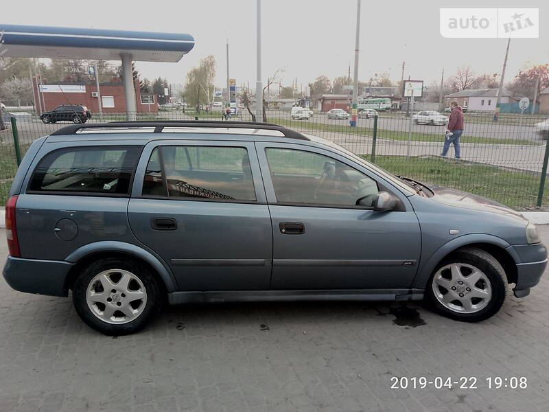 Opel Astra G 1998 в Харькове
