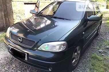 Хэтчбек Opel Astra G 2000 в Ужгороде