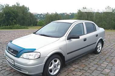 Opel Astra G 2007 в Житомире