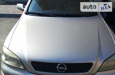 Opel Astra G 2000 в Коропе