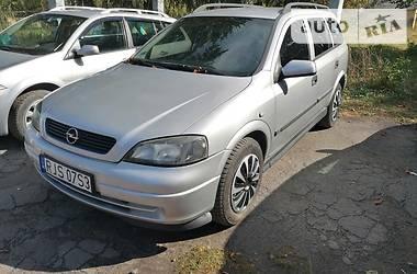 Opel Astra G 2000 в Староконстантинове