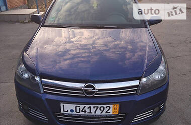 Opel Astra G 2006 в Миргороде