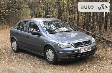 Opel Astra G 2005 в Решетиловке