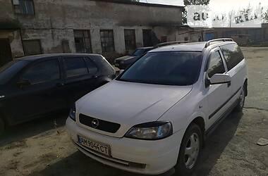 Opel Astra G 2000 в Радомышле