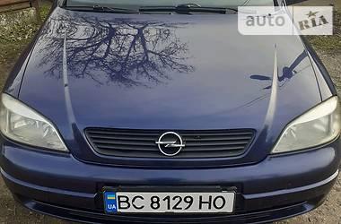 Хэтчбек Opel Astra G 1998 в Одессе