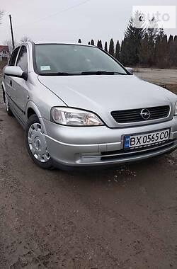 Opel Astra G 2000 в Каменец-Подольском
