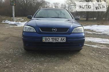 Седан Opel Astra G 2004 в Тернополе