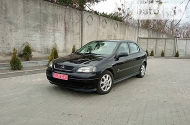 Opel Astra G 2004 в Сарнах