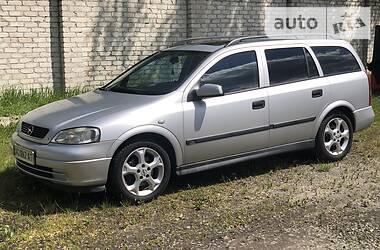 Универсал Opel Astra G 2003 в Любомле