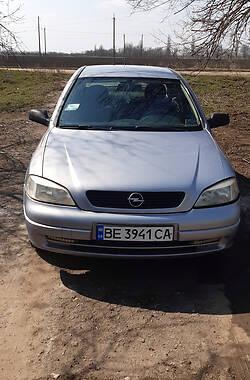 Седан Opel Astra G 2000 в Новому Бузі