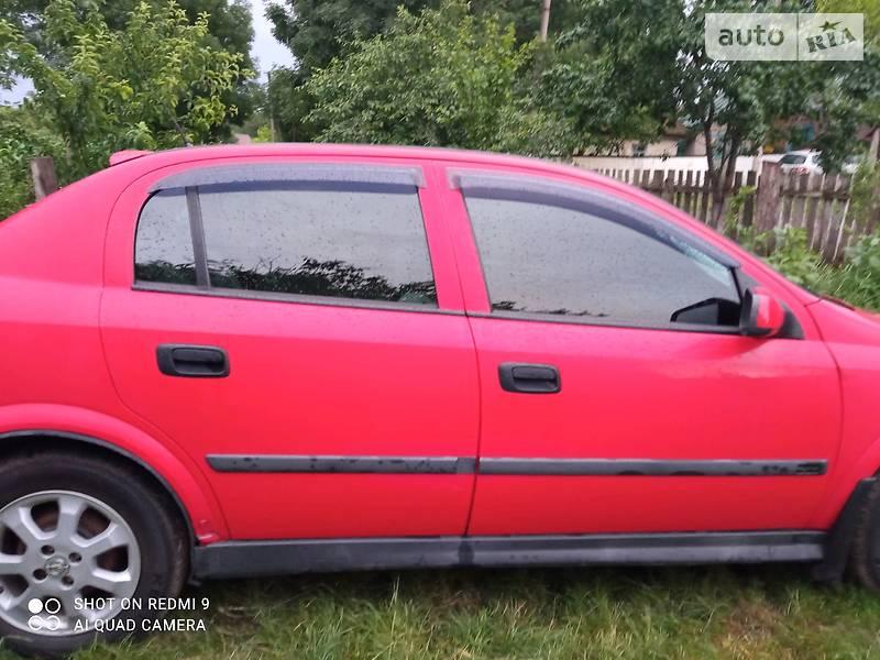 Седан Opel Astra G 2002 в Вишневому
