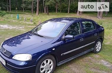 Хэтчбек Opel Astra G 2001 в Киеве