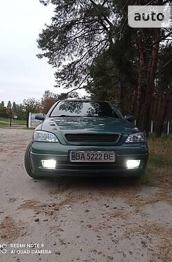 Седан Opel Astra G 2001 в Кропивницькому