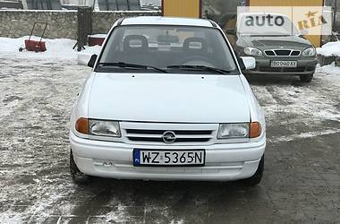 Opel Astra H 1999