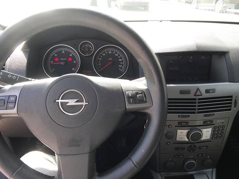 Opel Astra H 2006 в Ивано-Франковске