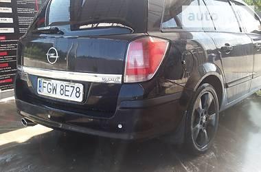 Opel Astra H 2006 в Иршаве