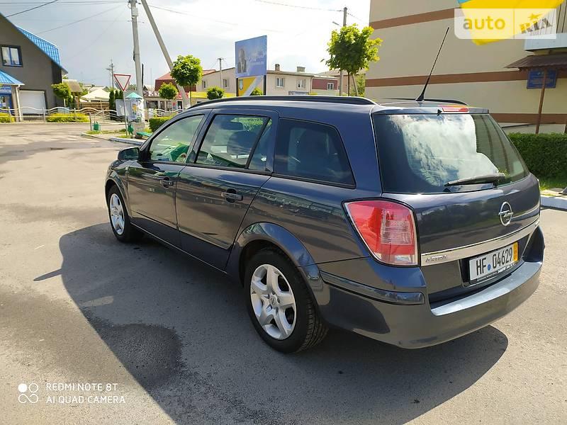 Универсал Opel Astra H 2008 в Луцке