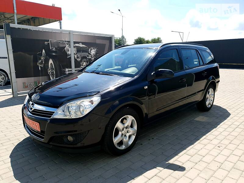 Унiверсал Opel Astra H 2008 в Рівному