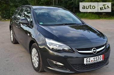 Opel Astra J 2016 в Виннице