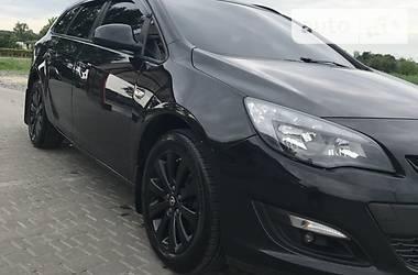 Opel Astra J 2014 в Львове