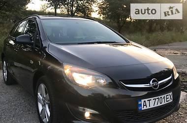Opel Astra J АВТОМАТ