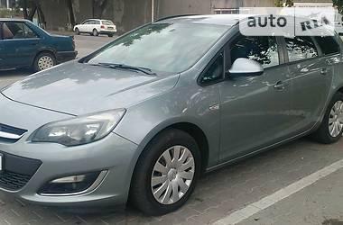 Opel Astra J 2014 в Черновцах