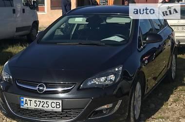 Opel Astra J 2014 в Коломые