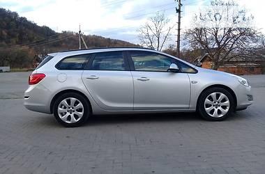 Opel Astra J 2012 в Косове