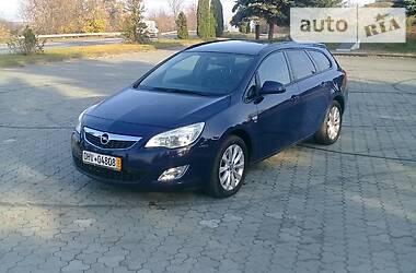 Opel Astra J 2012 в Дубно
