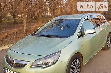 Opel Astra J 2011 в Запорожье