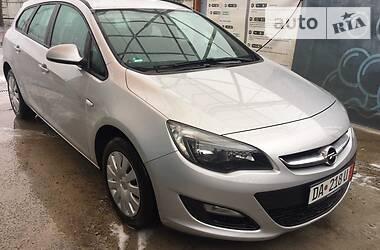 Opel Astra J 2014 в Мукачево