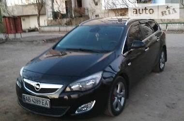 Opel Astra J 2012 в Шаргороде