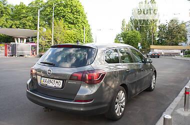 Opel Astra J 2011 в Києві