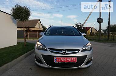 Opel Astra J 2015 в Ковеле