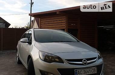 Opel Astra J 2012 в Ковеле