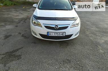 Opel Astra J 2012 в Киеве