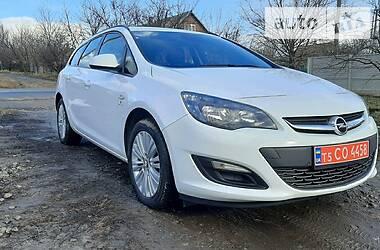Opel Astra J 2015 в Костянтинівці