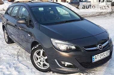 Opel Astra J 2013 в Дрогобыче