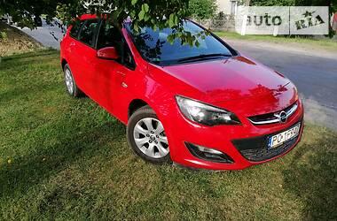 Универсал Opel Astra J 2014 в Рожище