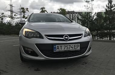 Унiверсал Opel Astra J 2015 в Івано-Франківську