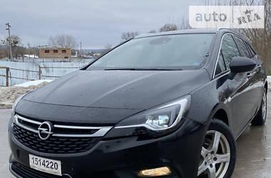Opel Astra K 2016 в Бережанах