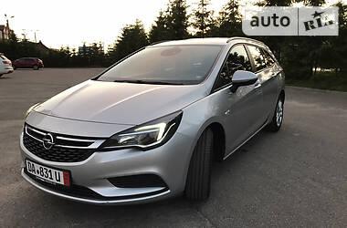 Универсал Opel Astra K 2017 в Тернополе