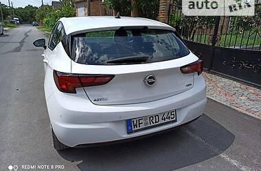 Хетчбек Opel Astra K 2016 в Вінниці