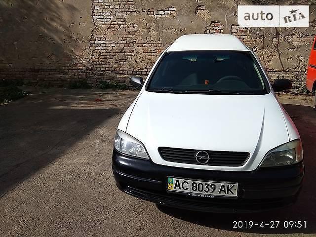 Opel Astra Van 2003 в Луцке