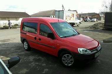 Opel Combo груз. 2003 в Любешове