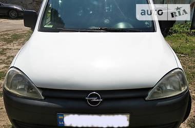 Opel Combo груз. 2007 в Киеве