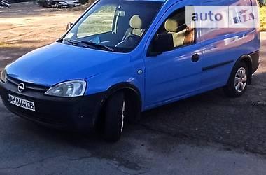 Opel Combo груз. 2004 в Житомире