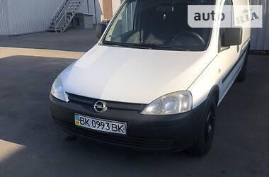 Opel Combo груз. 2010 в Ровно
