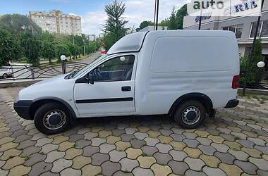 Легковой фургон (до 1,5 т) Opel Combo груз. 1997 в Черновцах